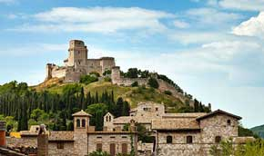 Webcam Assisi